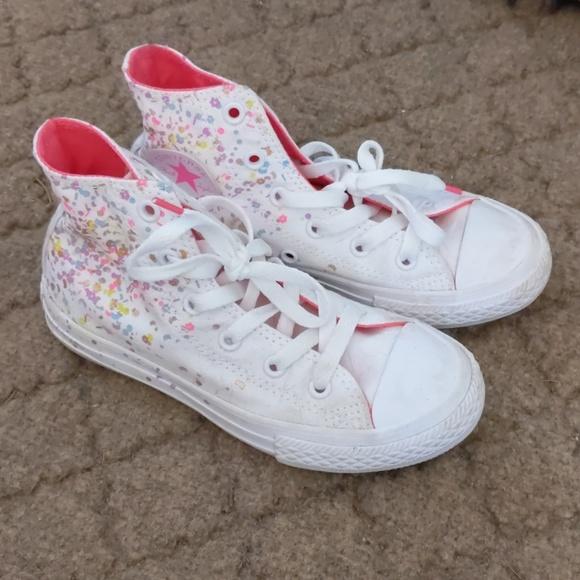 Converse Shoes | Chuck Taylors Junior